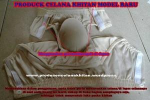 Produsen celana dalam sunat