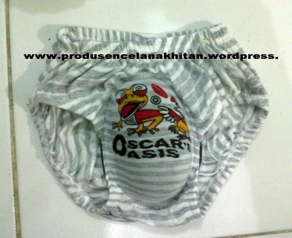 Grosir celana khitan di Bandung